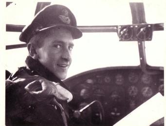 R.A.F. Wyton, Blenheim Mk I, May, 1939.