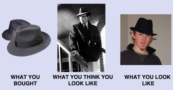 64a7964b1f311d Watch any gangster flick or film noir from the 1940s or 1950s as seen on  the AMC channel, and almost image