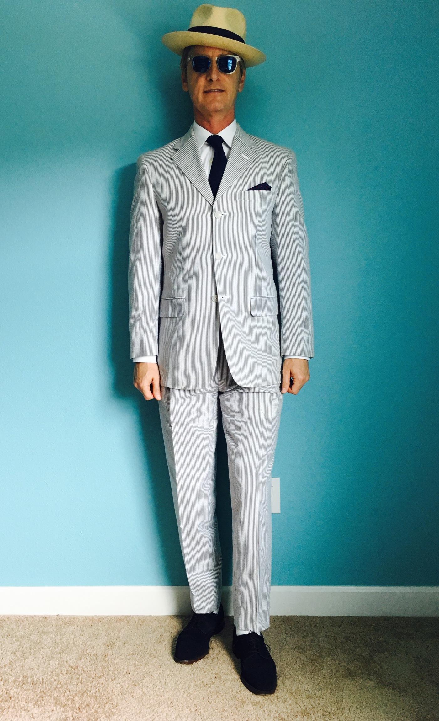 Rod S Togs The Seersucker Suit Again Rod S Mod Blog
