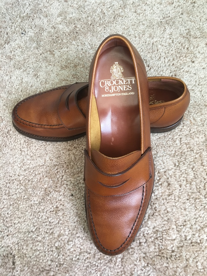 bf505f635a0 Penny Loafer Contest – Crockett And Jones Harvard 2 versus Cheaney Howard